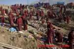 Tibetan Earthquake Cremation 2