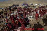 Tibetan Earthquake Cremation 3