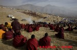Tibetan Earthquake Cremation 5