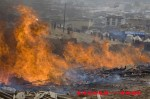 Tibetan Earthquake Cremation 6