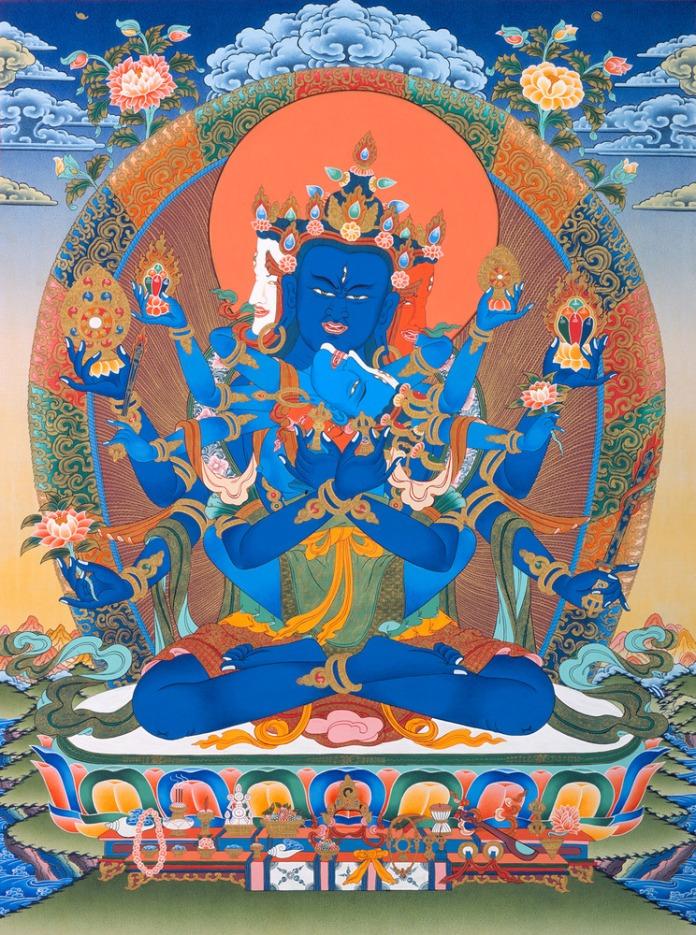 Altar_buddha_print_guyasamaja