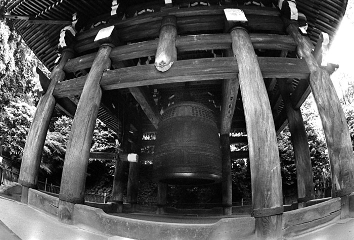 Kyoto-chionin_belltower