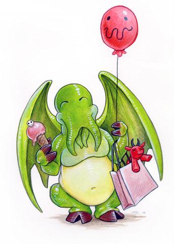 Cthulhu-birthday