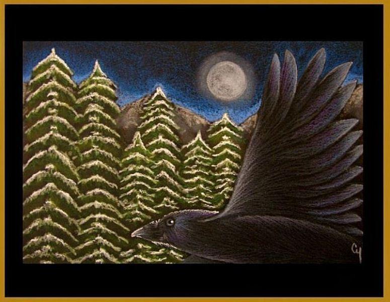 Raven-crow-46-snowy-pines