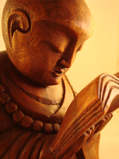 Buddha-reading